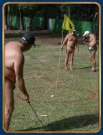 Nudist Putting